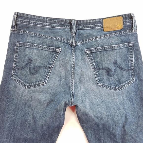 Ag Adriano Goldschmied Other - AG Adriano Goldschmied Straight Leg Denim Jeans